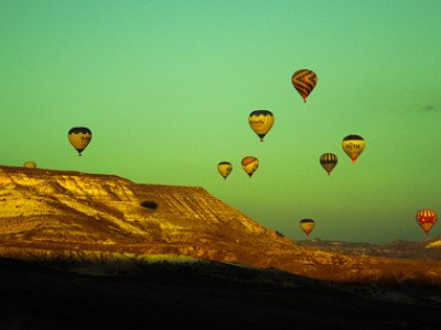 Blog Viaggi - Cappadocia in Mongolfiera - Arché Travel