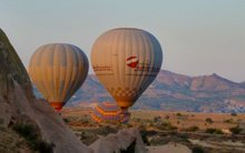 Cappadocia in mongolfiera-Arché Travel