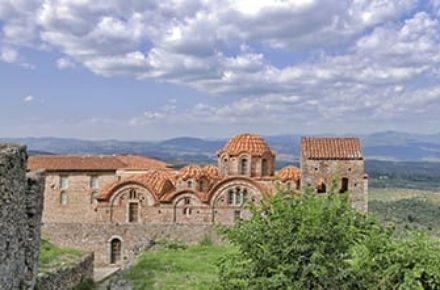 Tour Grecia Classica e Mystras di gruppo 2020 - Tour Grecia Continentale | Arché Travel