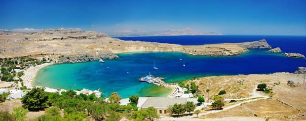Tour Grecia Classica e Mare Grecia Rodi | Arché Travel
