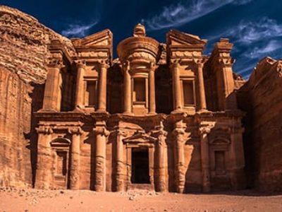 Mini Tour Giordania Petra - Petra Giordania Tour - Arché Travel - Tour Operator
