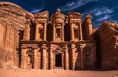 Mini Tour Giordania Petra Tour