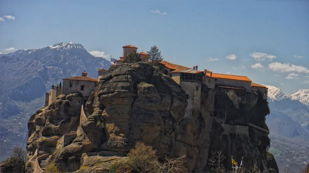 Day7-Meteora-monastery-Arché-Travel-On-Tour