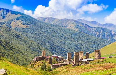 Tour Georgia - Viaggio in Georgia - Tour del Caucaso - 2021 | Arché Travel