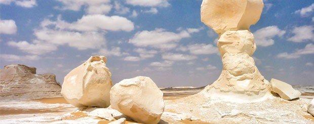 Tour Deserto Bianco Egitto - Arché Travel - Tour Operator