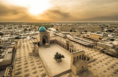 Tour Uzbekistan Via della Seta - uzbekistan viaggi - tour operator uzbekistan