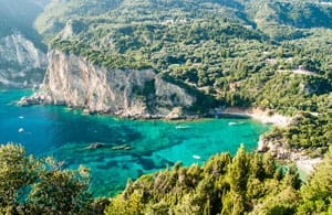 Tour Grecia - Viaggio Corfu Kerkyra tra Storia e Natura -Arché Travel-Tour Operator Grecia