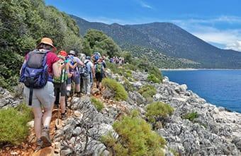 Viaggio Turchia Trekking Via Licia 2021