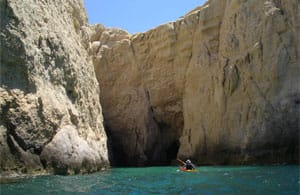Trek Tour Grecia: TOUR CRETA Trekking & Sea Kayak-Arché Travel-Tour Operator