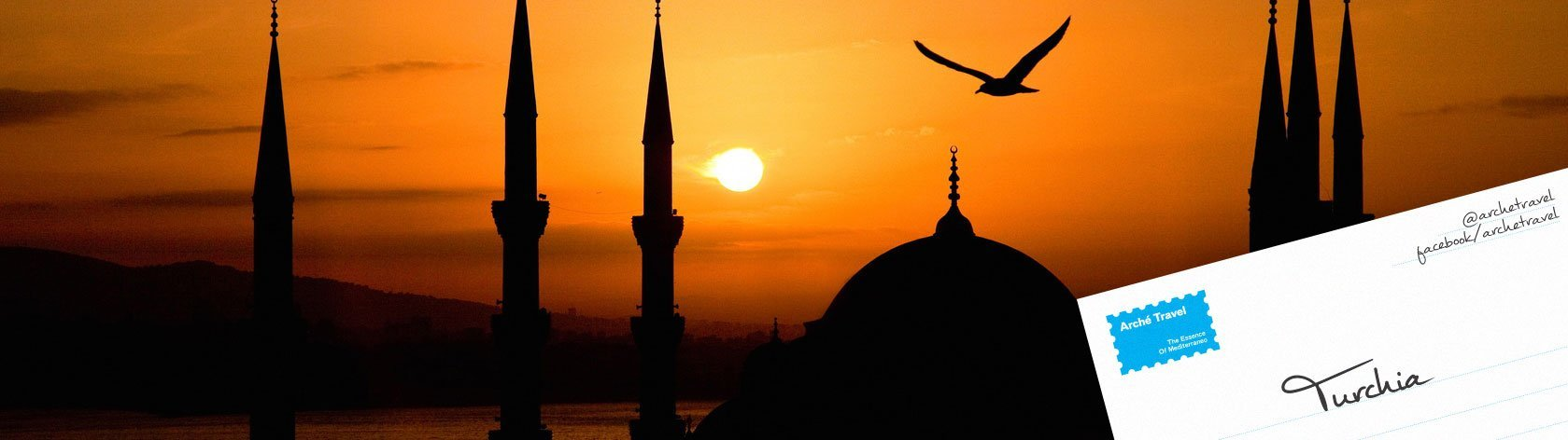 Tour Operator Turchia - Viaggi Turchia - Tour Turchia - Arché Travel