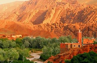 tour marocco sud e kasbah in riad - arché travel