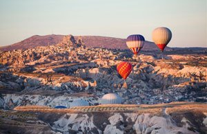 Tour Turchia: CAPPADOCIA Camini delle Fate 2016 | Arché Travel - Tour Operator Turchia