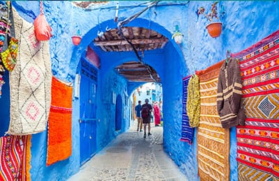 Tour: Weekend Fes Chefchaouen Marocco in Riad | Tour Marocco