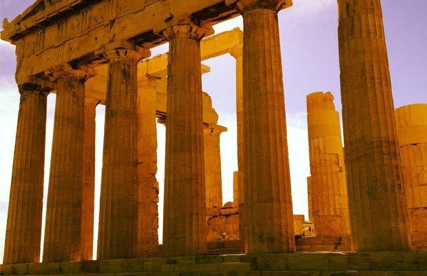Acropoli di Atene - Pantheon
