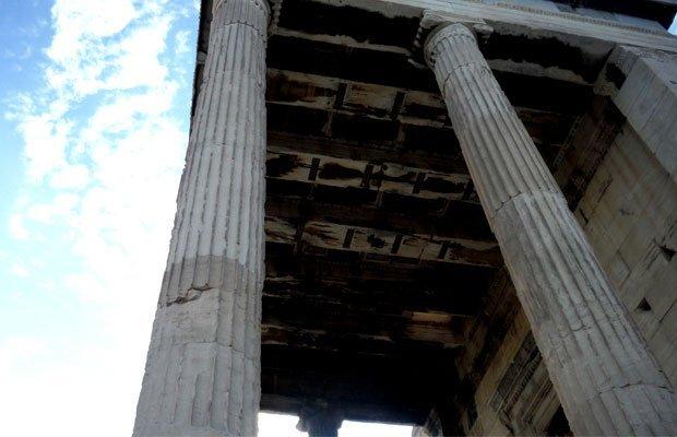 Acropoli di Atene - Eretteo