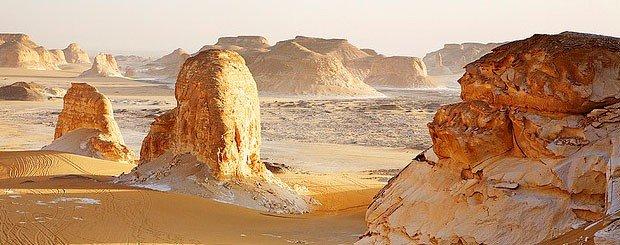 JEEP TOUR Deserto Bianco e Luxor EGITTO | Arché Travel - Tour Operator Egitto