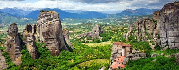 Tour Grecia del Nord e Meteore - Tour Meteora | Arché Travel