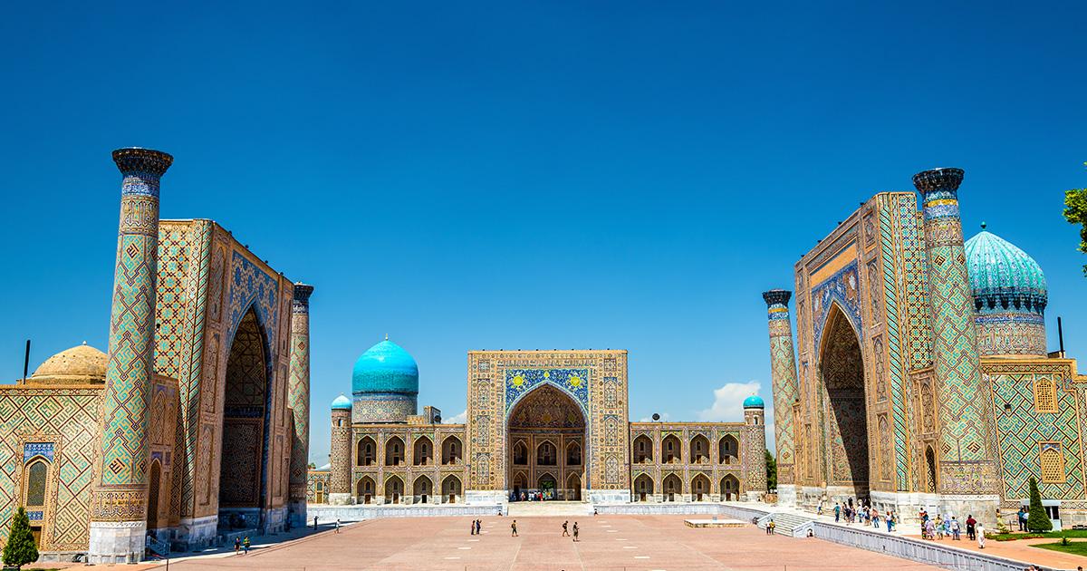 Gran Uzbekistan Tour Privato Travel 2019Arché WED29HYI