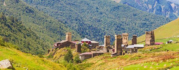Tour Georgia Caucaso Viaggio in Georgia - Tour del Caucaso - 2021 | Arché Travel