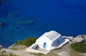 Trek Tour Isole Cicladi: Naxos e Amorgos | Arché Travel