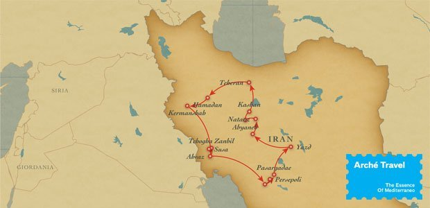 Gran Tour Iran Individuale - L'Impero Persiano | Arché Travel