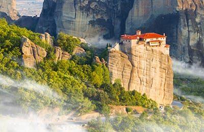 Tour Grecia Classica e Meteore - Tour Grecia Continentale 2020 | Arché Travel