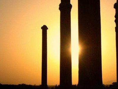Visita al Sito Archeologico di Persepoli - 2015   Arché Travel