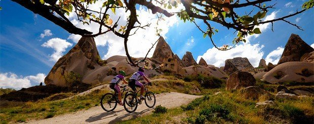 Bike Tour Turchia 2019 - Cappadocia in Mountain Bike | Arché Travel
