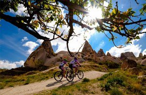 Bike Tour Turchia 2016 - Cappadocia in Mountain Bike | Arché Travel