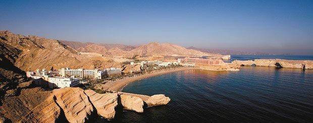 Tour Oman 4x4: Cultura e Relax a Shangri La Resort | Arché Travel