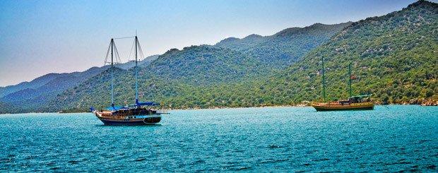 Vacanze Caicco Turchia: Costa Turchese in Caicco Bodrum | Arché Travel
