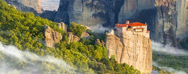 Tour Grecia Classica e Meteore - Tour Grecia Continentale | 2015-2016 | Arché Travel