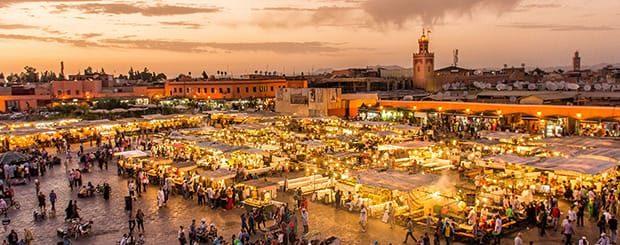 Tour Marrakech - Mini Tour Marocco del Sud