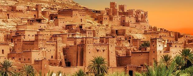 Tour Marocco Città Imperiali e Deserto in riad - Arché Travel