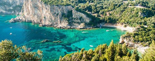 Corfu Trekking di gruppo - Trekking a Corfu