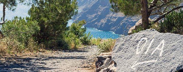 Trekking Santorini - Viaggo Trekking di gruppo Santorini | Arché Travel