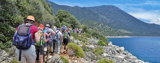 Viaggio Turchia Trekking Via Licia 2020