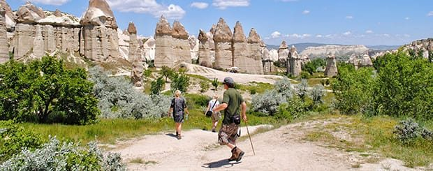 Trek Tour: Trekking Cappadocia Turchia | Arché Travel