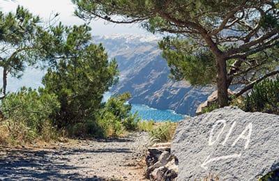 Trekking Santorini - Viaggio Trekking Santorini | Arché Travel