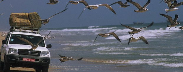 Fly and Drive Oman - Oceani e Deserti
