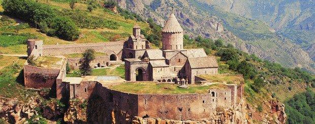 Gran Tour Armenia Monte Ararat | Arché Travel