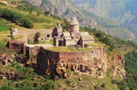 Gran Tour Armenia 2020 Monte Ararat
