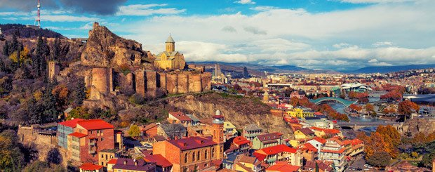 Tour Georgia - Tour Capodanno Georgia 2015 | Arché Travel