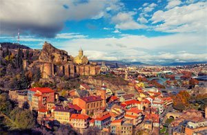 Tour Georgia - Tour Capodanno in Georgia 2018 | Arché Travel
