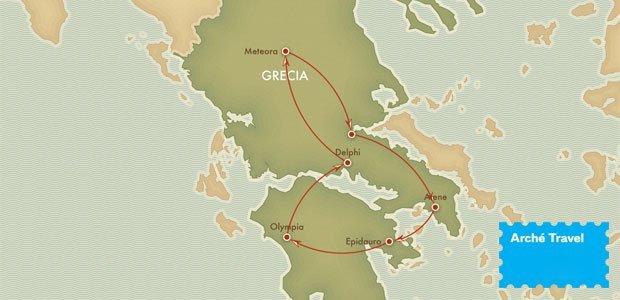Tour Grecia Classica e Meteore 2021 | Arché Travel