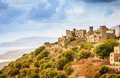 Trek Tour Grecia - Trekking Peloponneso | Arché Travel