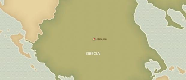 monasteri delle meteore - grecia