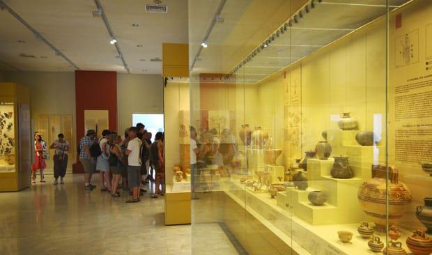 Museo Archeologico di Micene - Grecia - Peloponneso - Argolide   Arché Travel Grecia
