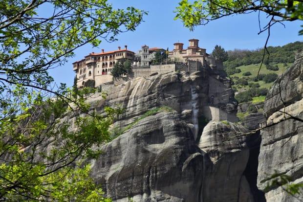 monastero di varlaam grecia