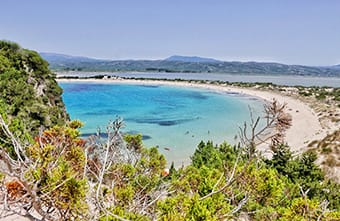 Tour Peloponneso - Fly and Drive Grecia Continentale | Arché Travel Grecia